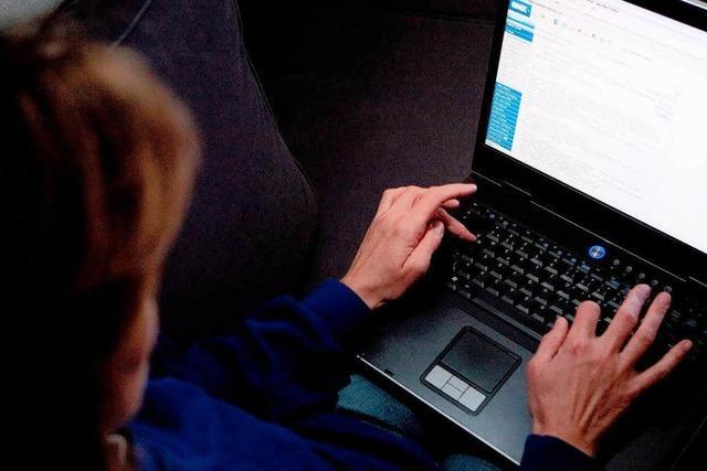 Bildschirme von PC und Notebook stören den Schlaf