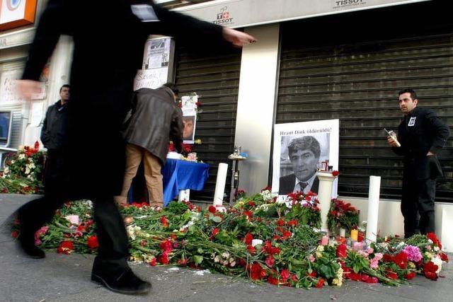 Gericht verurteilt Türkei wegen Mord an Hrant Dink