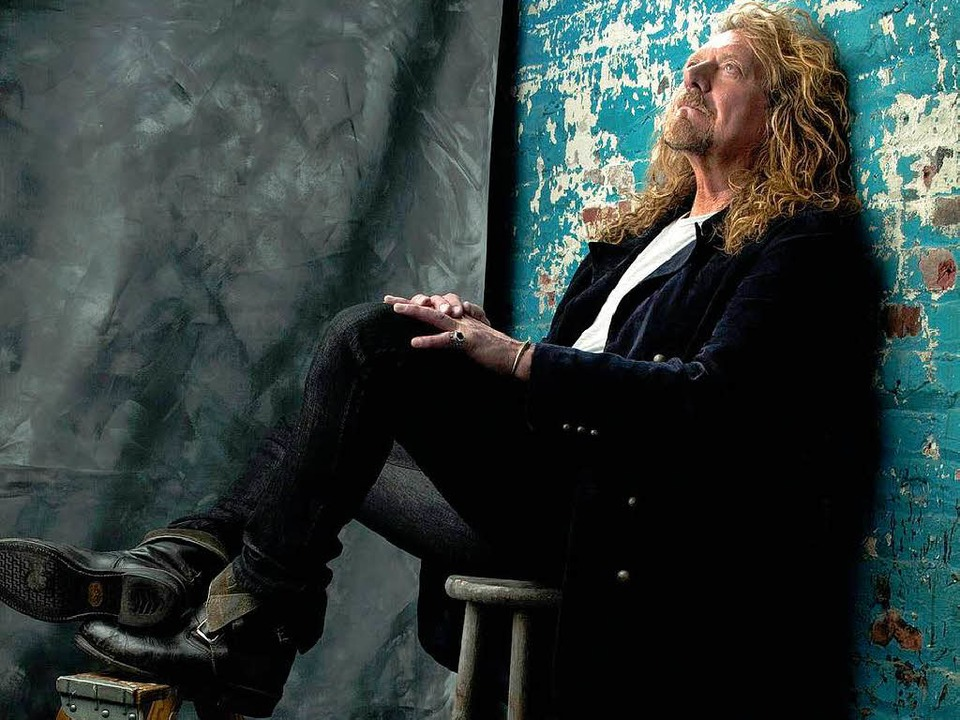 Blickt innerlich zurück: Robert Plant   | Foto: Greg Delman