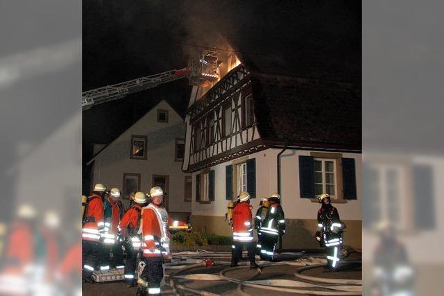 Künftig gilt Fünf-Jahres-Plan für die Feuerwehr