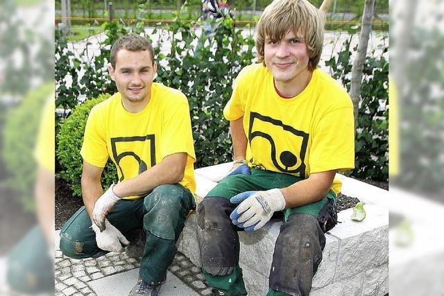 Landschaftsgärtner vor großer Herausforderung
