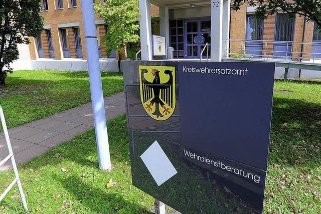 Guttenberg will Musterung abschaffen – wie reagiert Freiburg?