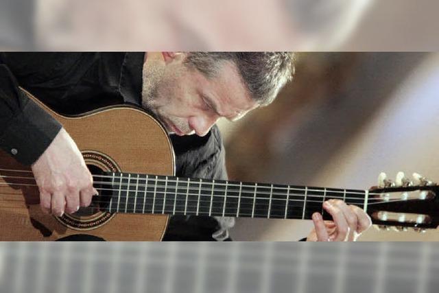 Ein Mekka für Gitarrenfreunde
