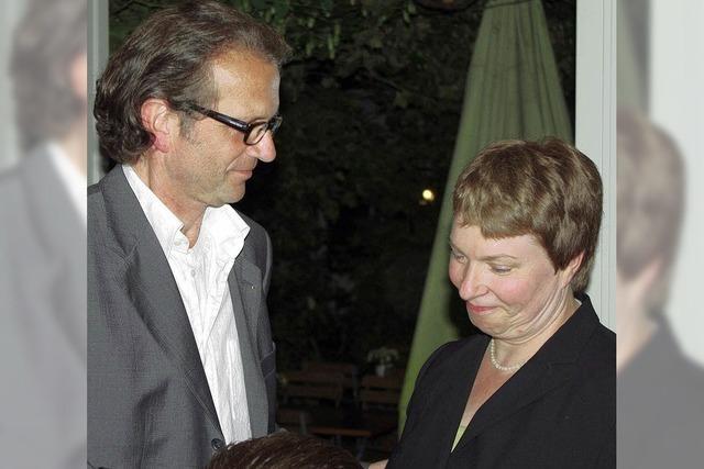 Sibylle Laurischk macht den Weg frei
