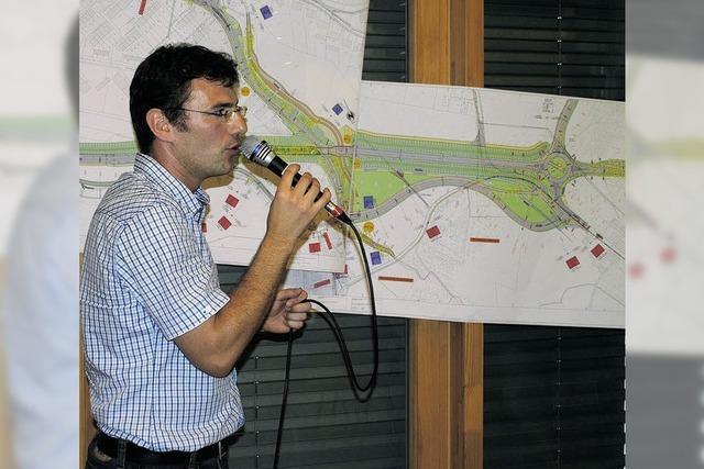 Oberkirch: Umfahrung soll Ende 2013 fertig sein