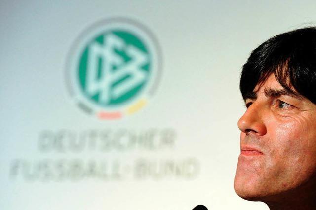 Joachim Löw über Ballack und die K-Frage