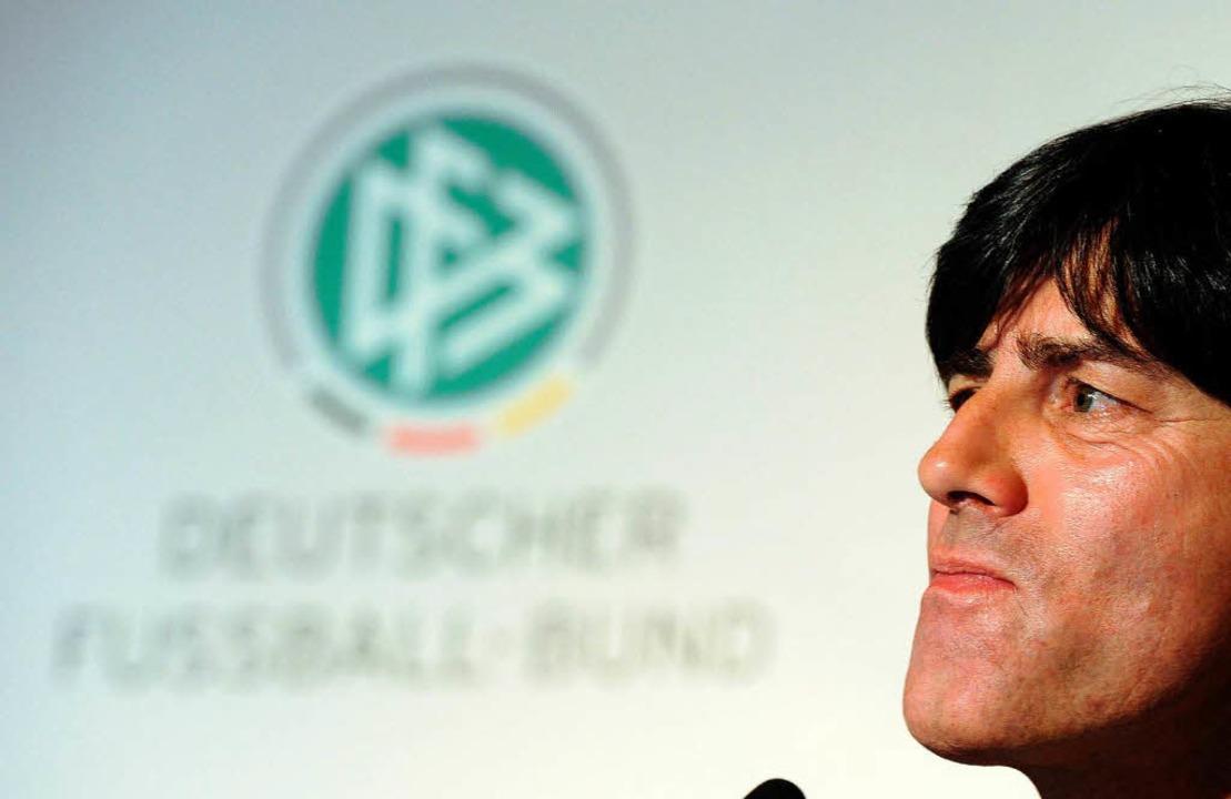 Joachim Löw.  | Foto: dpa