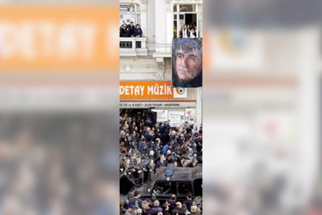 Türkei trägt Mitschuld am Tod von Dink