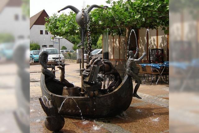 Erzählende Brunnen