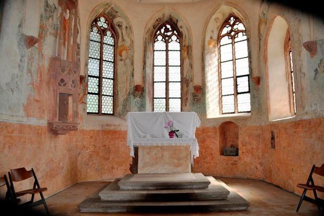 Fresken in der St. Vituskapelle wurden restauriert