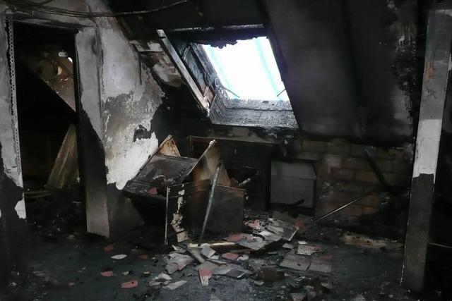 Brand im Hotel Josen: Experten gehen von technischem Defekt aus