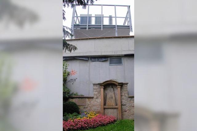 Alter Friedhof: Es wird nachgebessert