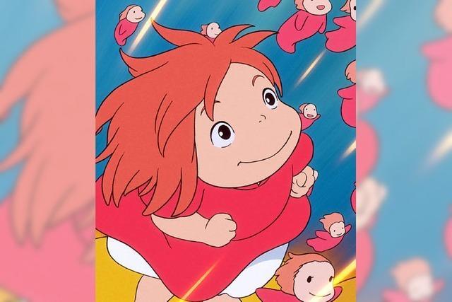ANIMATIONSFILM: Meister Miyazakis Meerjungfrau