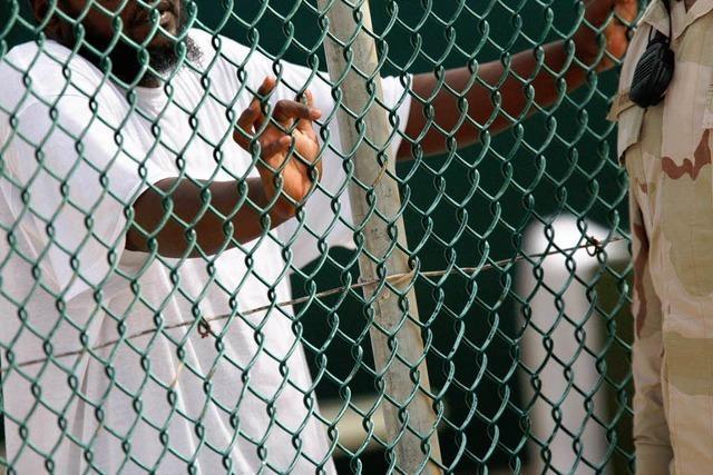 Guantánamo-Häftling in Hamburg