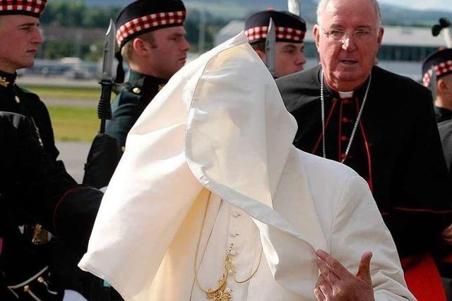 Fotos: Papst zu Staatsbesuch in Großbritannien
