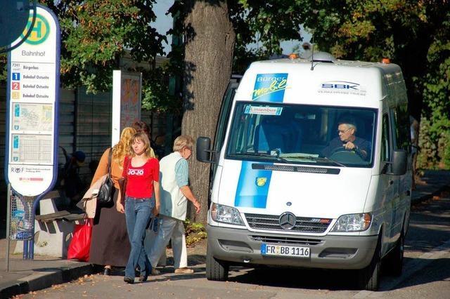 Ein Citybus für die Stadt Endingen?