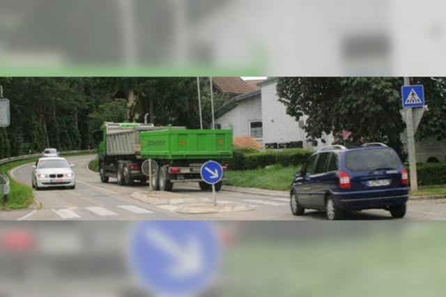 Viel Verkehr – wenig Lösungen in Sicht