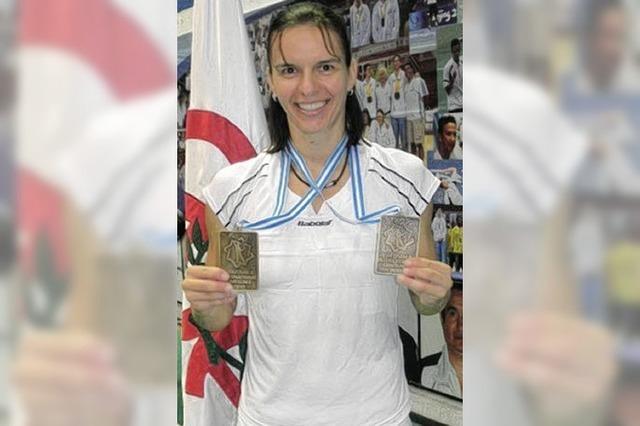 Nicole Grether triumphiert in Guatemala