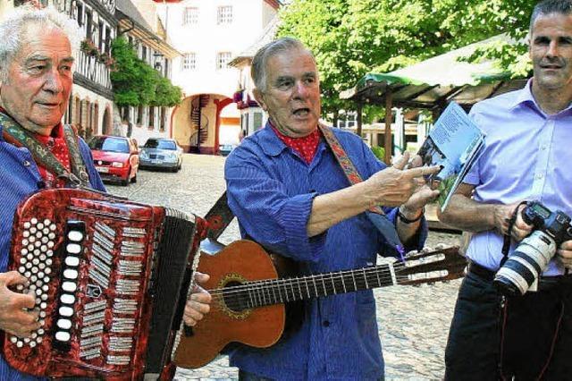 Lieder und Gedichte vom Kaiserstuhl