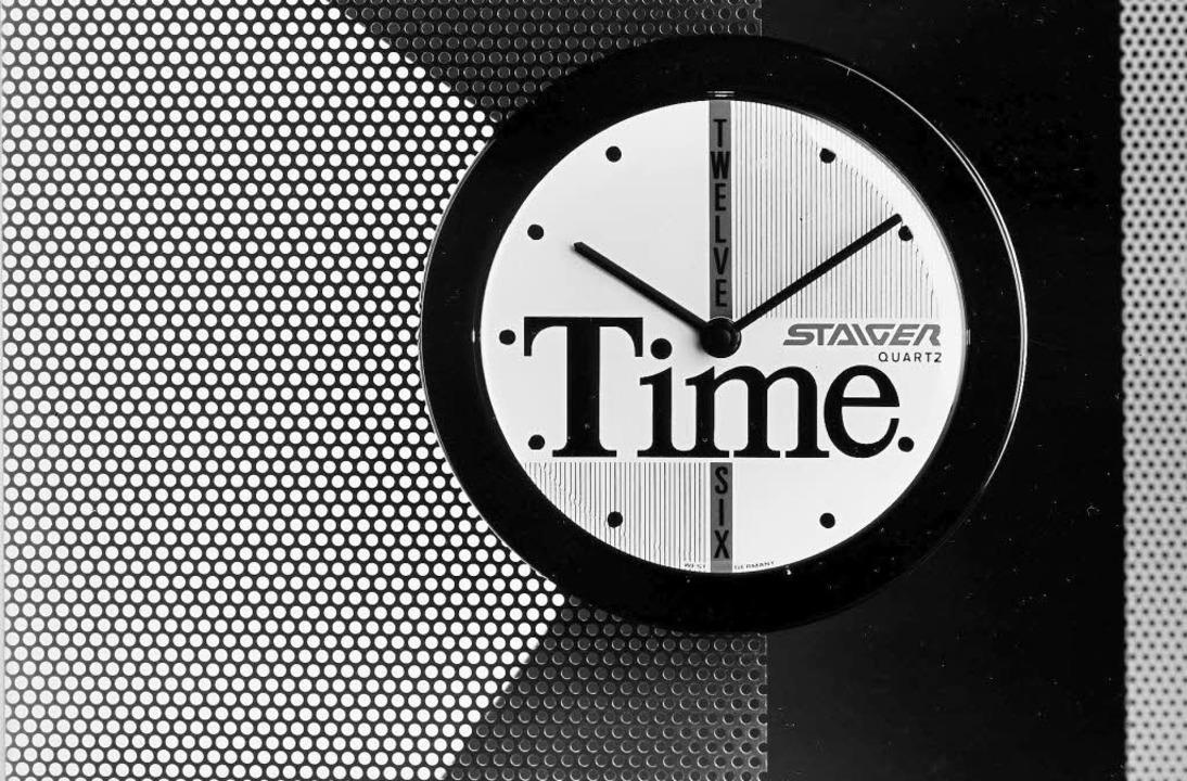 Ihre Zeit ist abgelaufen: Uhren wie di...chten Staiger einst zum Global Player.  | Foto: -