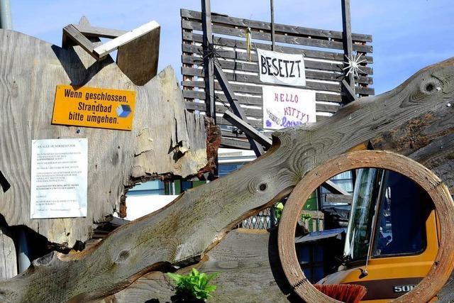 Kommando Rhino: Wagenburg soll einem Hotel weichen