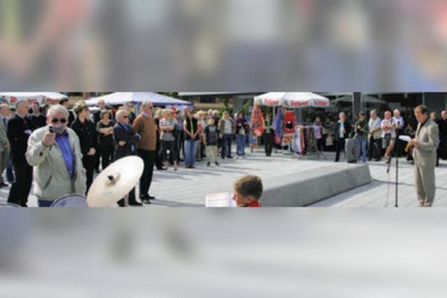 Herbstfest am neuen Berliner Platz