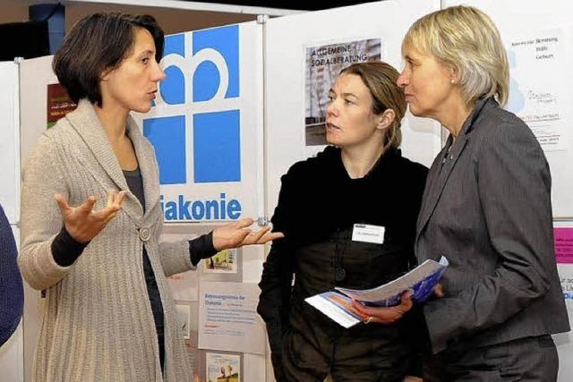 Frauen zusammenbringen und in Netzwerken stärken