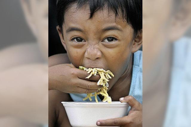 Kein neuer Schwung im Kampf gegen den Hunger