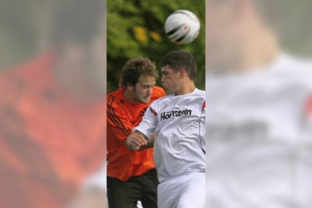 Bezirksliga-Teams im Torrausch