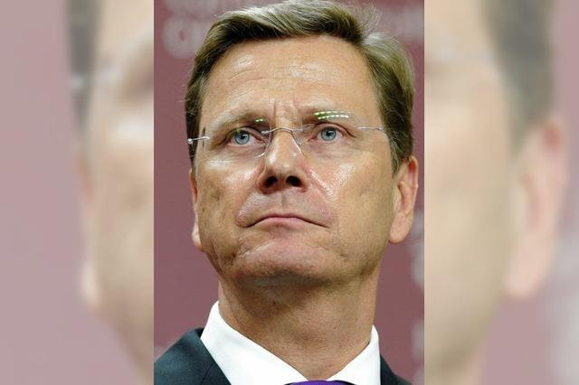 Westerwelle will nie an Rücktritt gedacht haben