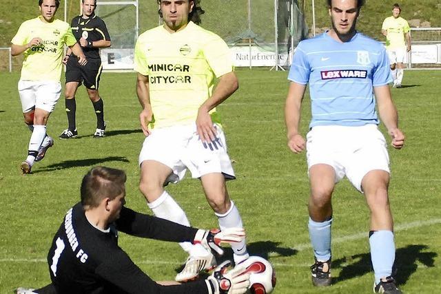 FC Steinen verliert nach desolater Leistung