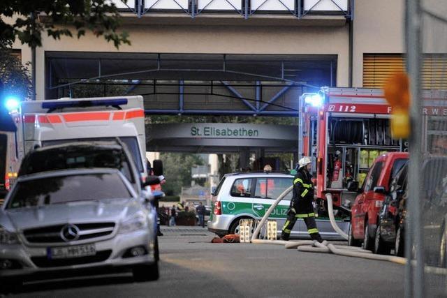 Vier Tote bei Amoklauf in Lörrach