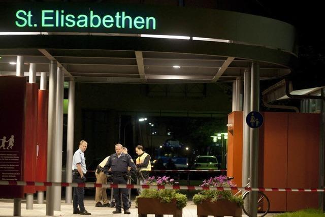 Tiefe Betroffenheit am St. Elisabethen-Krankenhaus