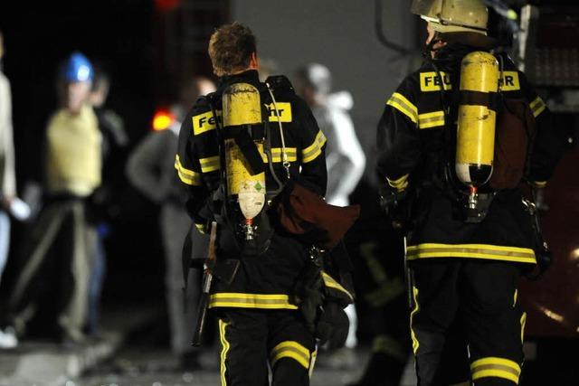 Amoklauf in Lörrach: Schüsse verunsicherten Feuerwehr