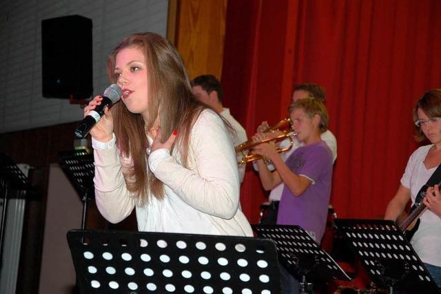 Enthusiastischer Beifall zum Abschluss der Jazz-Begegnung der Schulen