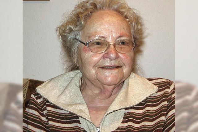 In ihren Versen bleibt Ella Kostolich in Erinnerung