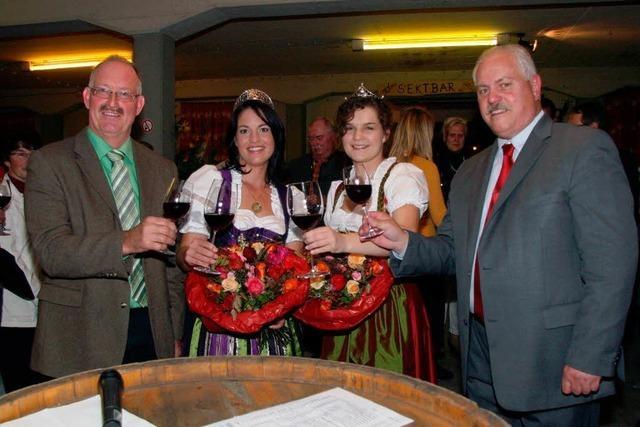 Beim Bischoffinger Weinfest klappte einfach alles