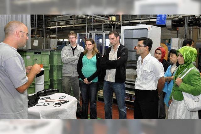 Unternehmen kooperiert mit Görwihler Schule