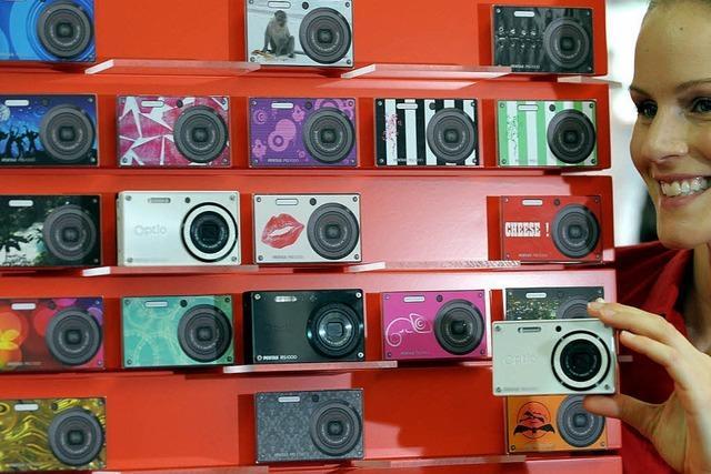 Digitalkameras werden teurer