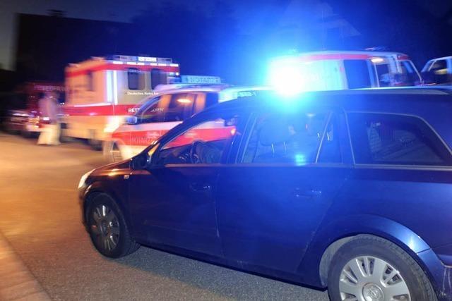 Polizei entdeckt hochgefährliches Sprengstofflager in Merdingen