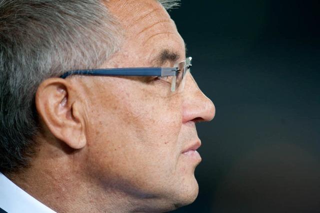 Magath erwägt Personaländerungen in Freiburg