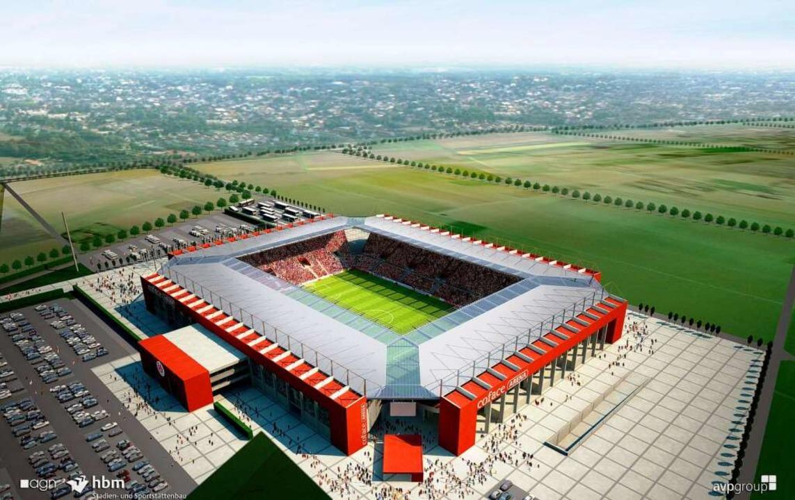 Ein Schmuckstück für den Verein: Die Coface-Arena in Mainz  | Foto: avp group