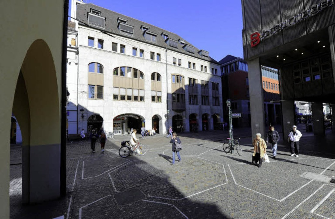 Vor dem Abriss: das Gebäude Kaiser-Joseph-Straße 192  | Foto: schneider