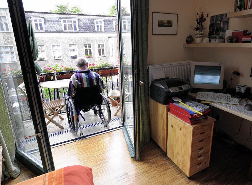 Behindertengerechte Wohnung Finden