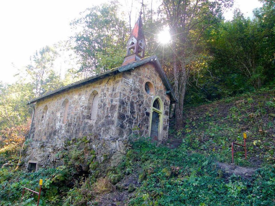 Die Badhofkapelle in Bad Boll soll in ...für setzt sich der Freundeskreis  ein.    Foto: Martha Weishaar