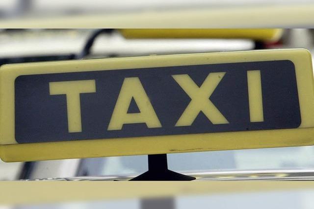 Das Taxi soll täglich fahren