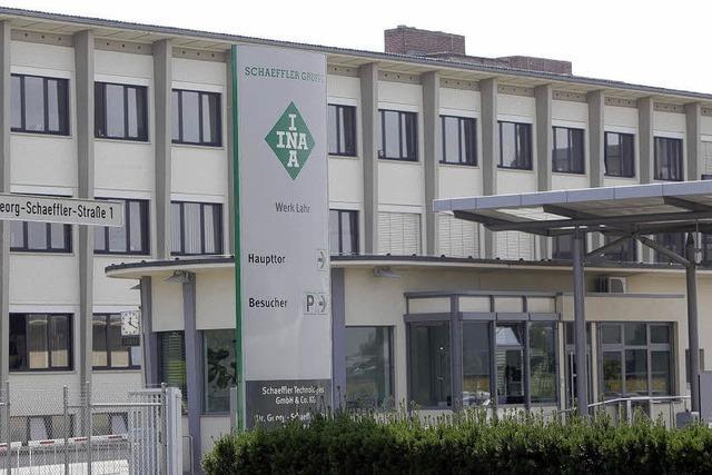 Schaeffler investiert in Lahr