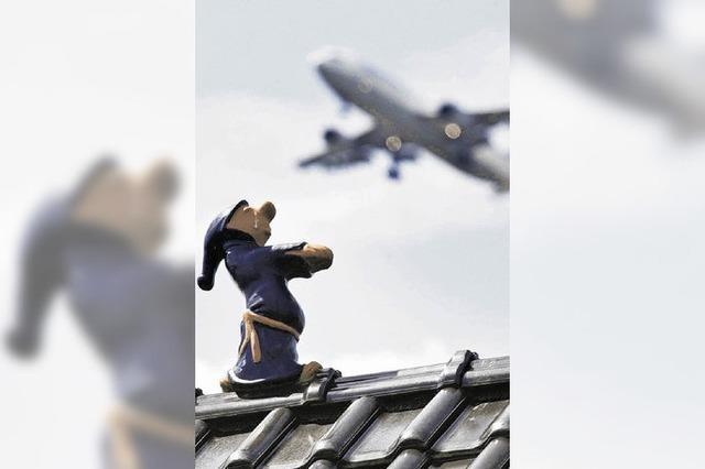 Schulterschluss gegen Fluglärm