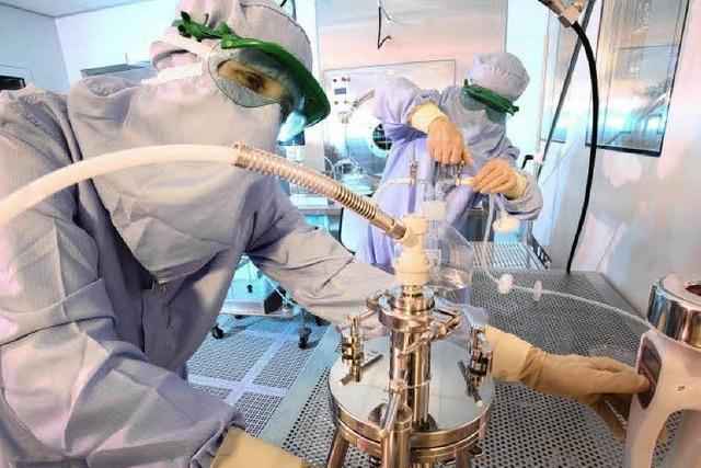 Life Sciences steigern Wertschöpfung