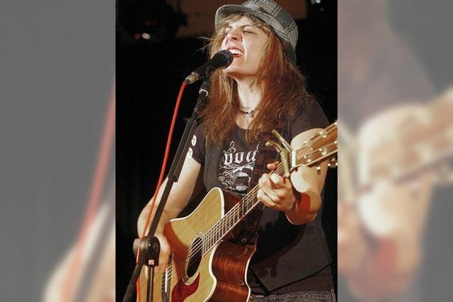 Janet Rob: Die Lady ist ein Rocker